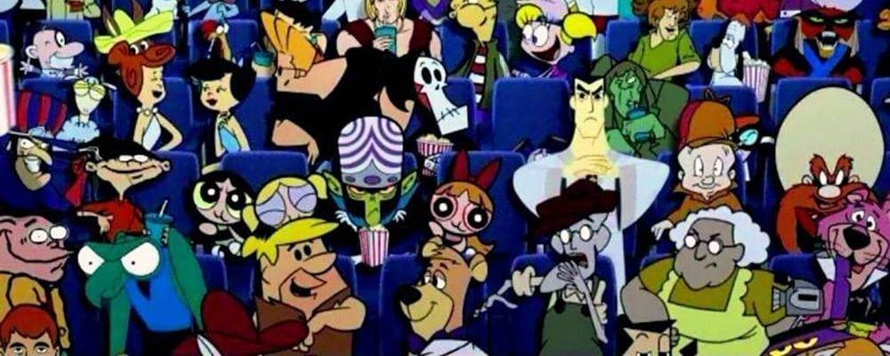 Cartoon Network: 25 Years of Drawing on Creativity Exhibit