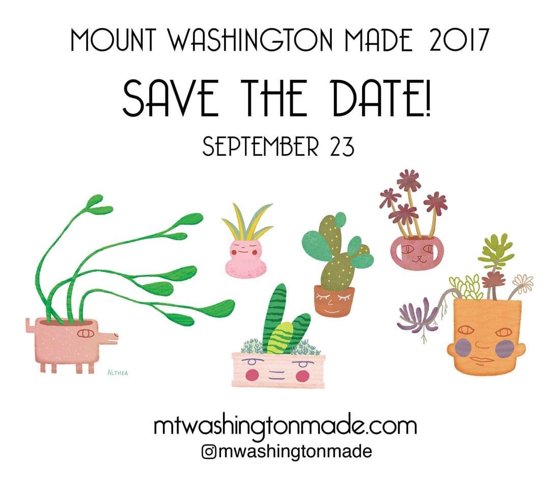 Mt. Washington Made Craft Fair