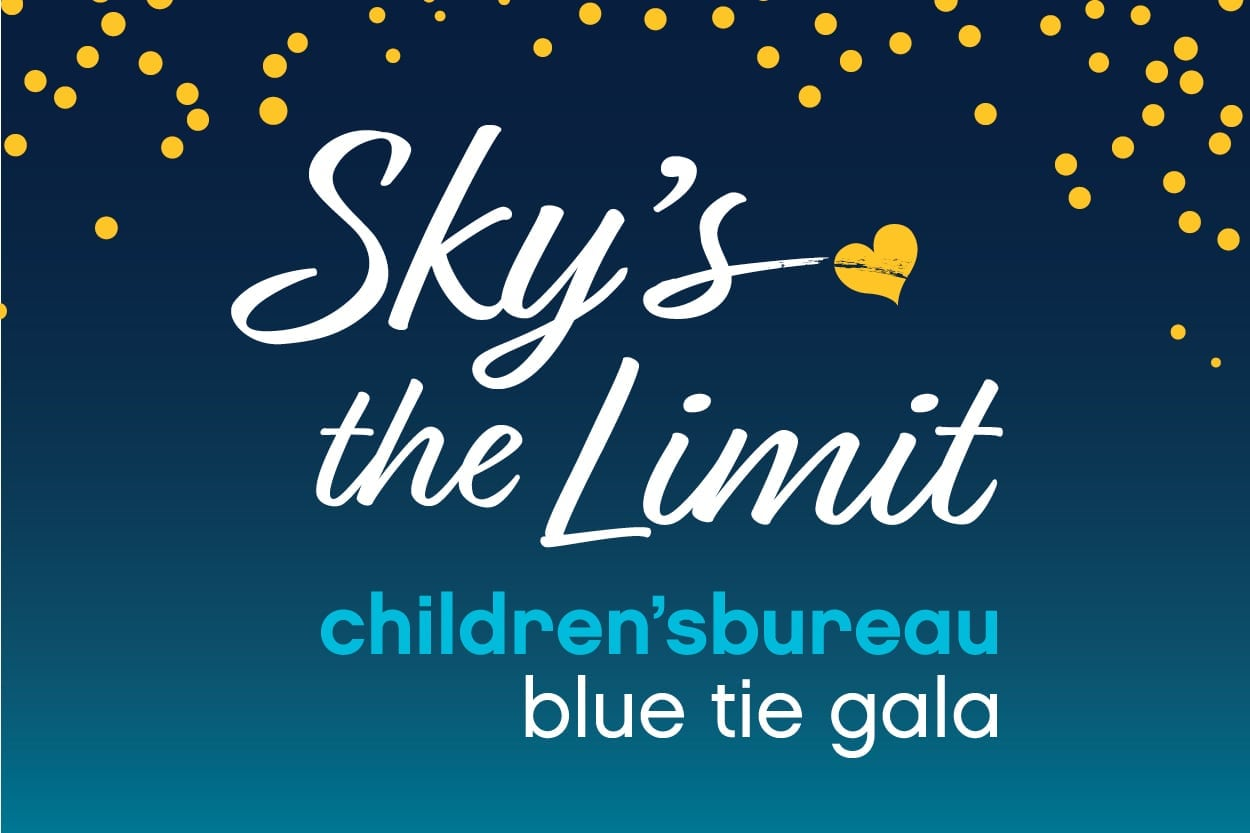 Children's Bureau's Blue Tie Gala
