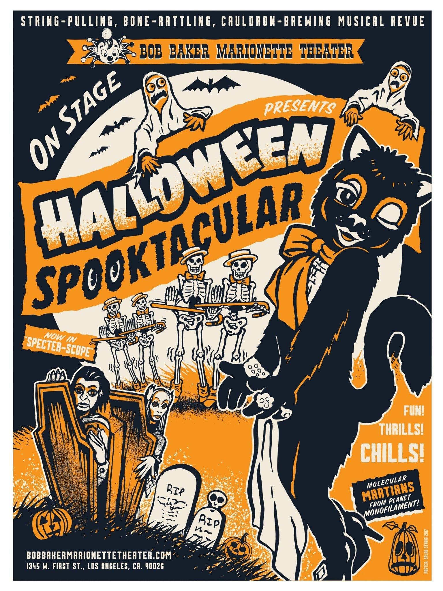 Bob Baker's Hallowe'en Spooktacular