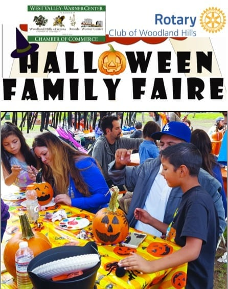 Woodland Hills Rotary Halloween Family Faire