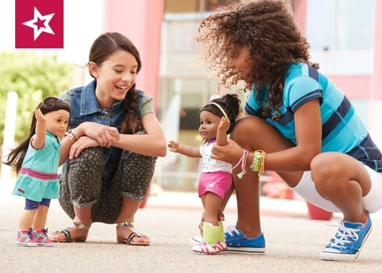 Celebrate National Fitness Day at American Girl