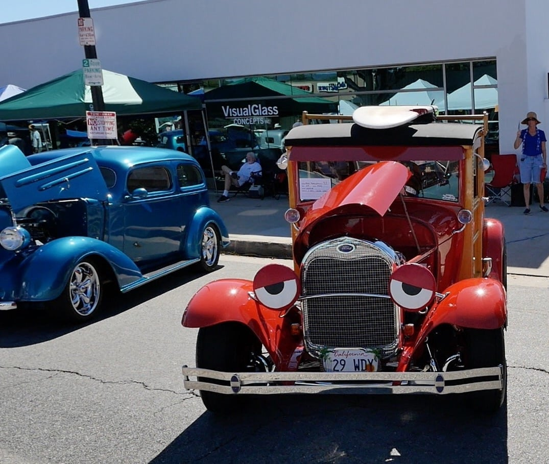 Granada Hills Street Faire