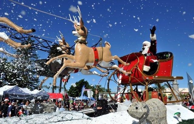 57th Annual Oxnard Christmas Parade