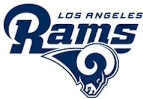 "L.A. Rams' ""Touchdown Rabbit"" Introduction"