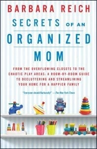home organization for moms