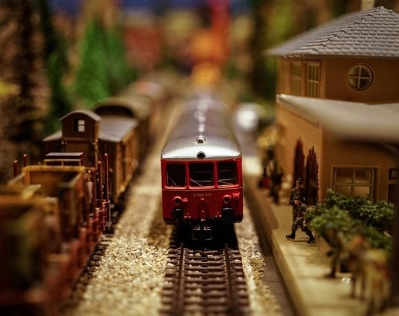 25th Annual Model Train Show