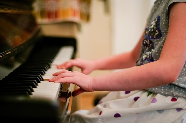 Free Piano Class