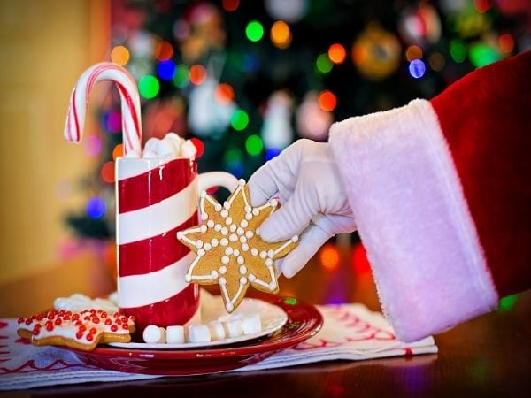 Sunday With Santa