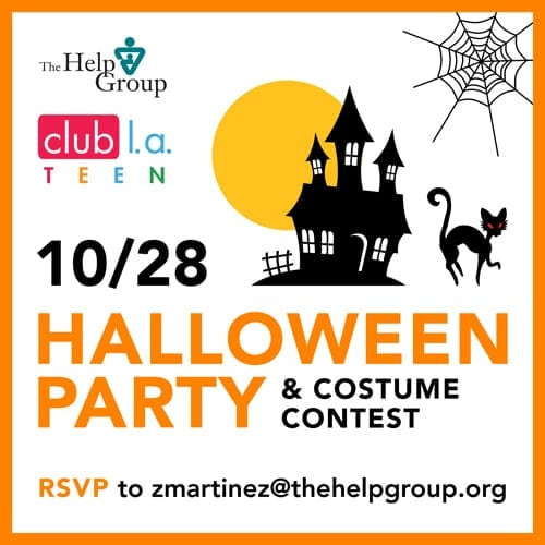 Club L.A. Teen Halloween Party!