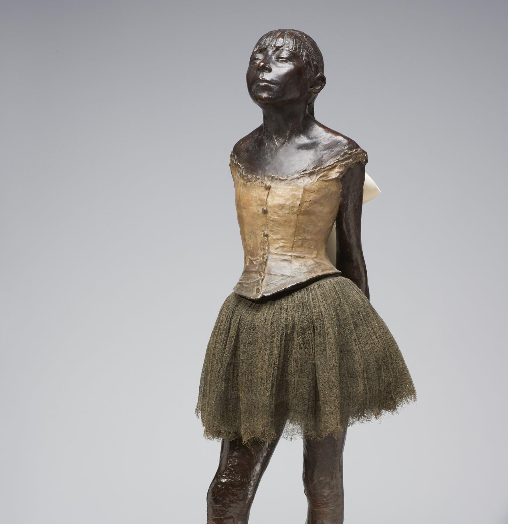 Taking Shape: Degas as Sculptor Exhibition