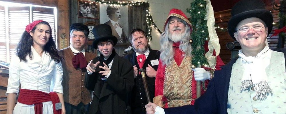 Dickens Day Holiday Celebration