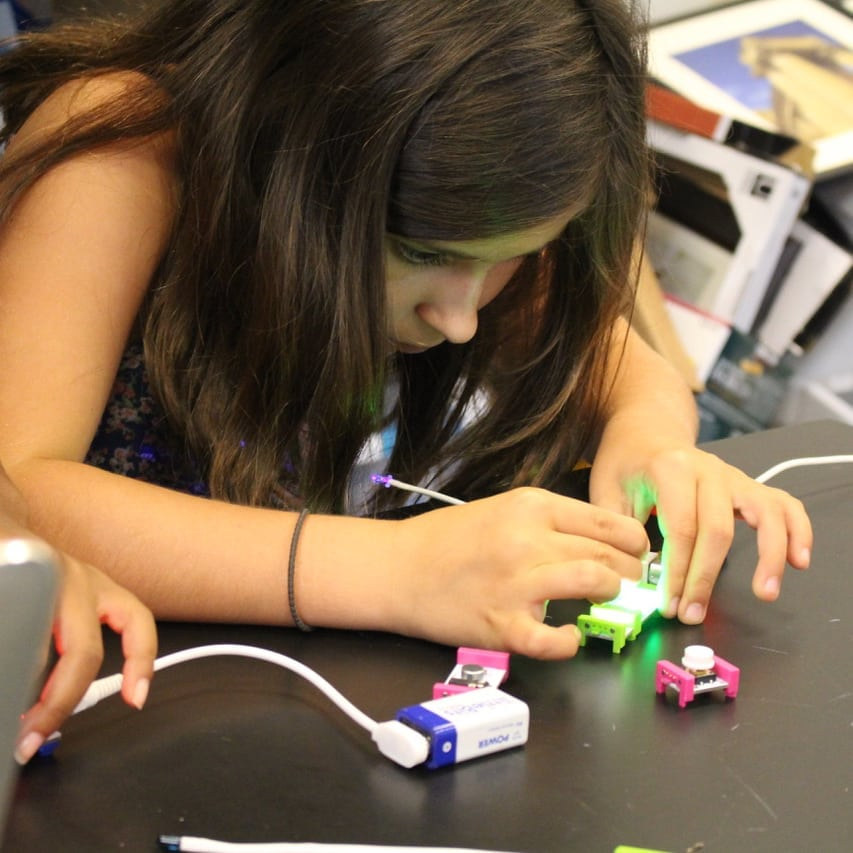 stem in los angeles schools