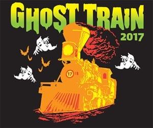 LA Live Steamers Ghost Train
