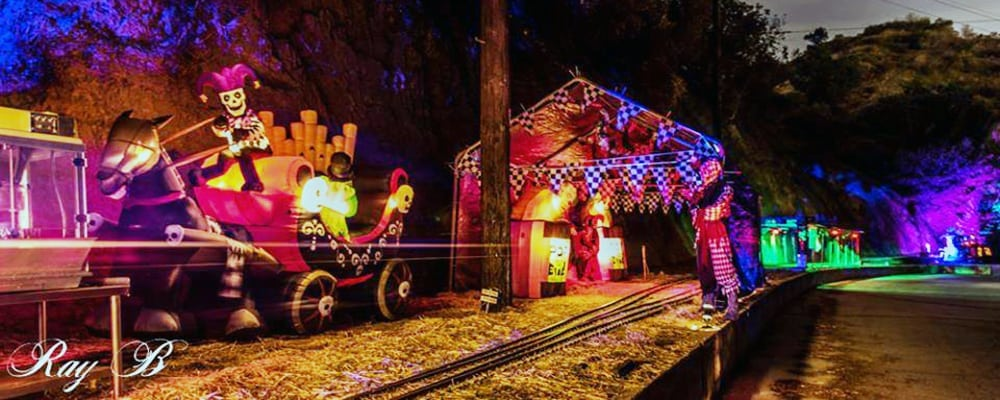LALSRM Ghost Train