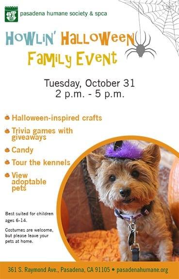 Howlin' Halloween Family Event