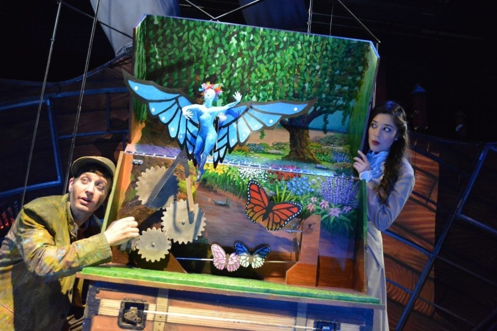 theatrical performances in LA