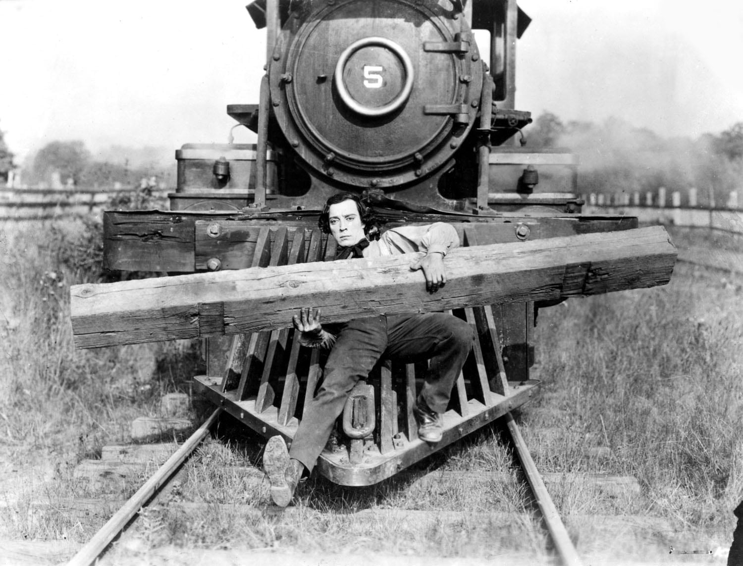 LACO @ the Movies: Buster Keaton'sThe General