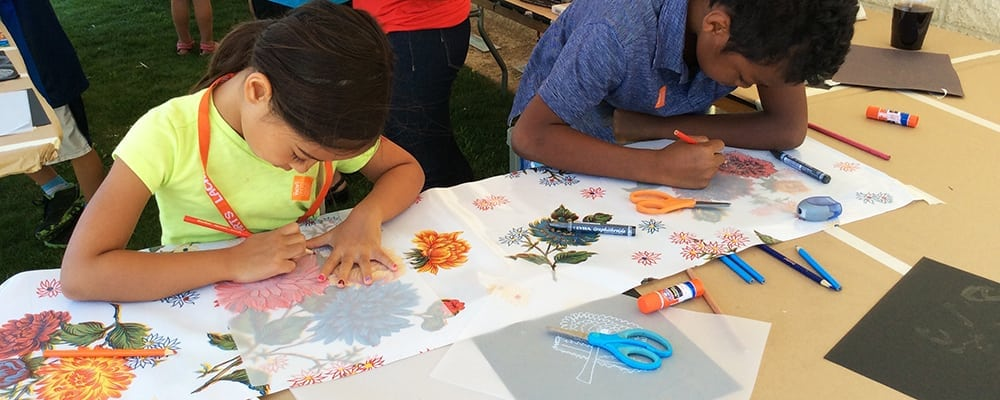LACMA On-Site Family Workshop: Art + Social Activism