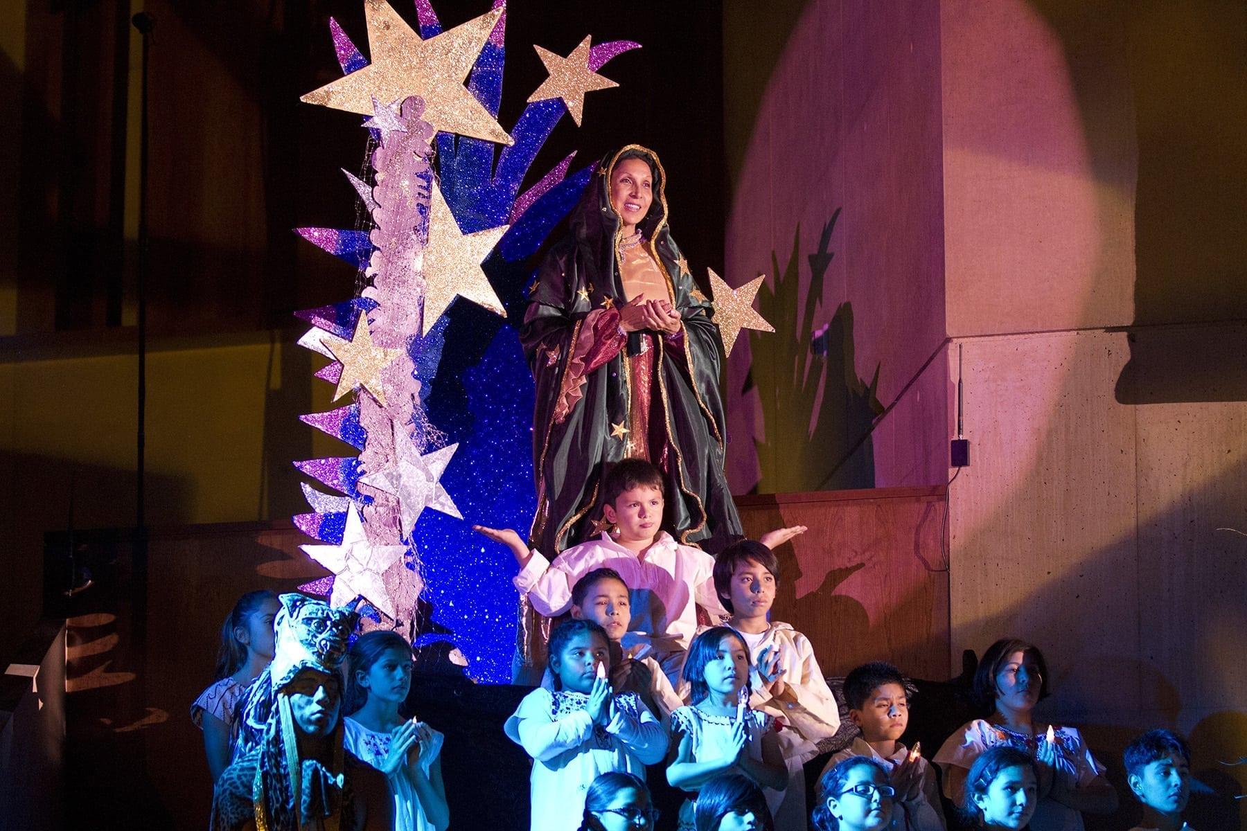 La Virgen de Guadalupe, Dios Inantzin