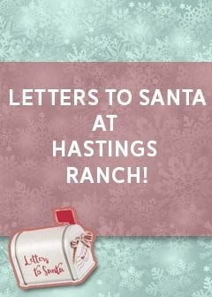 Letters to Santa at Vroman's Hastings Ranch!