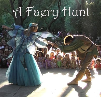 A Faery Hunt Enchanted Adventure