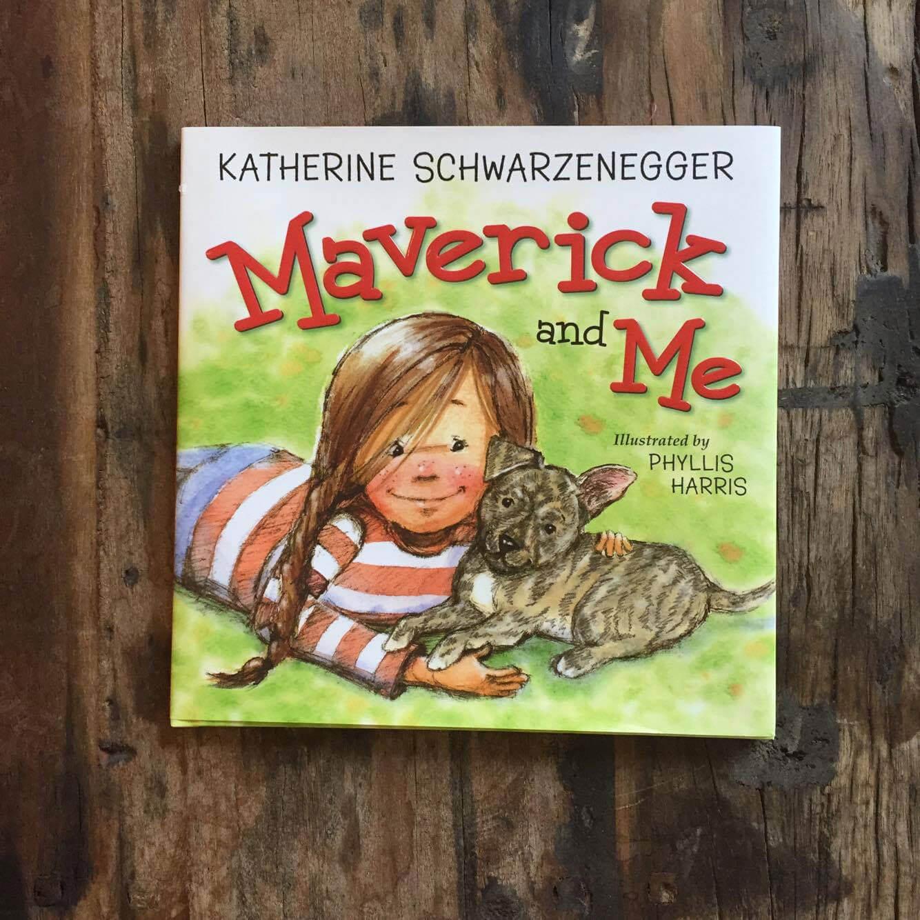 Katherine Schwarzenegger Kids' Book Reading