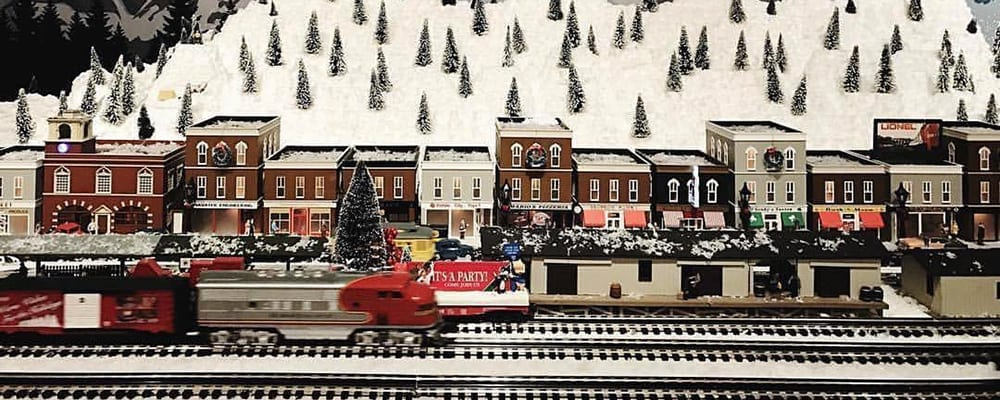 Holiday Model Trains Exhibit