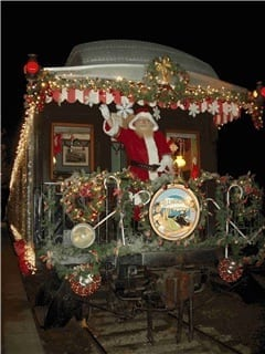 Fillmore & Western's North Pole Express