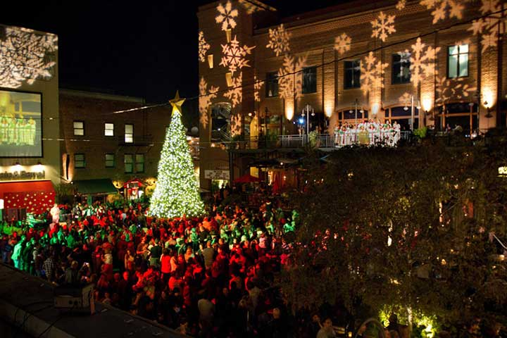 One Colorado's Holiday Tree Lighting