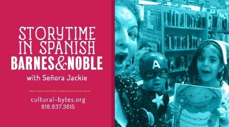 StoryTime in Spanish