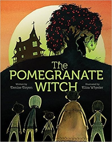 "Spooky Storytime reading ""The Pomegrante Witch"""