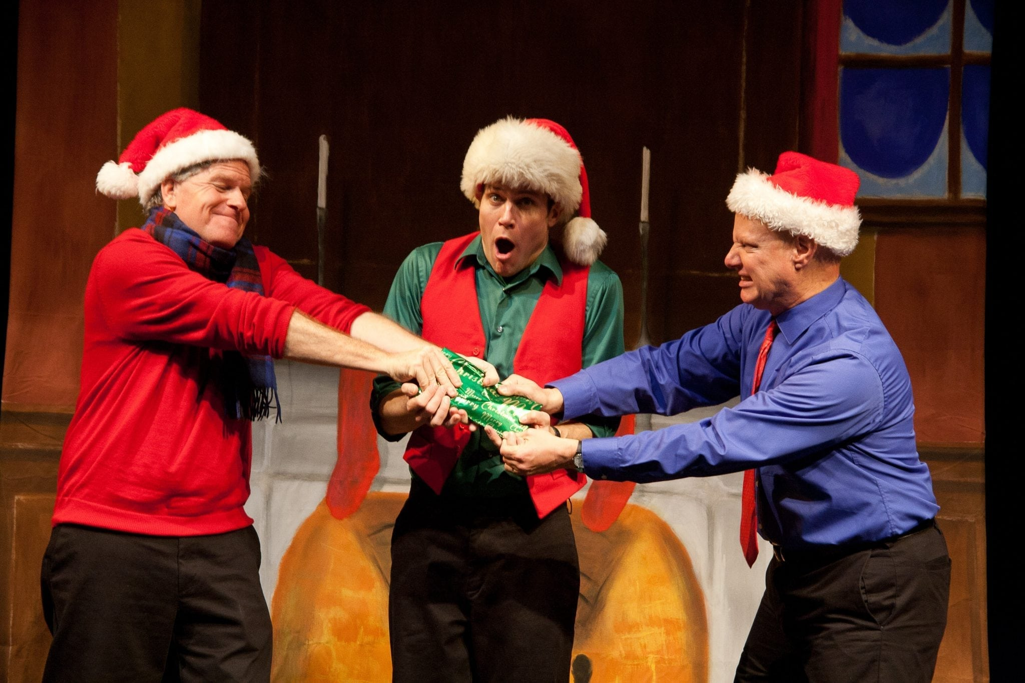 Reduced Shakespeare Company's Ultimate Christmas Show (Abridged)