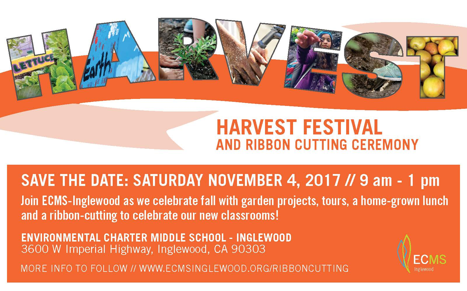 2nd Annual Harvest Festival and Ribbon Cutting