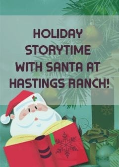Special Holiday Storytime at Vroman's Hastings Ranch!