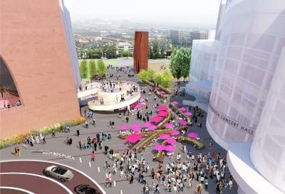 Argyros Plaza Grand Opening