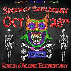 CDA's Spooky Saturday
