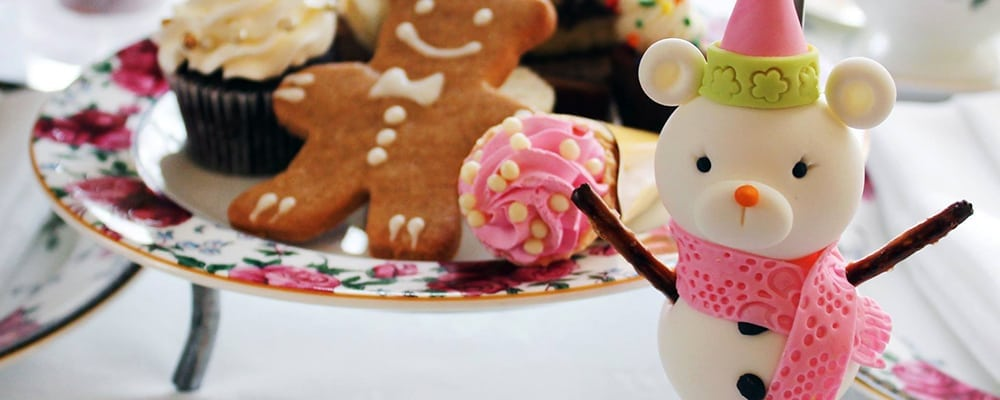 Teddy Bear Tea at The Langham Huntington Hotel