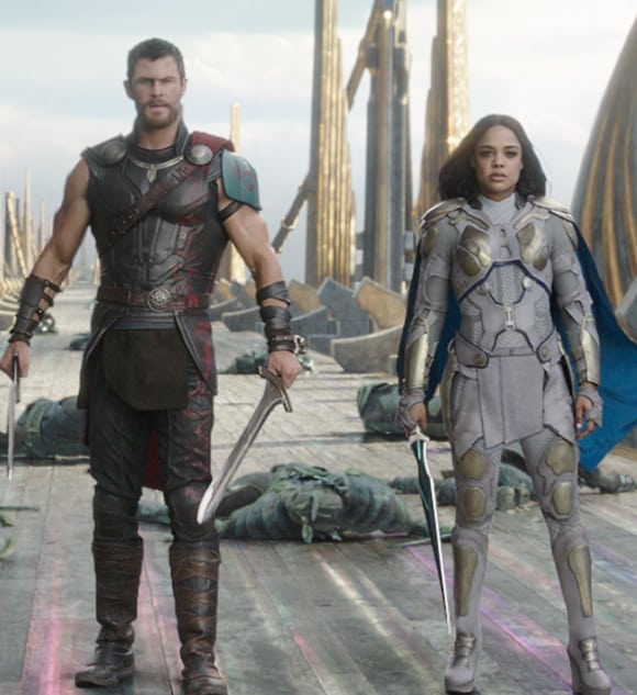 Marvel Studios' Thor: Ragnarok At The El Capitan Cinema