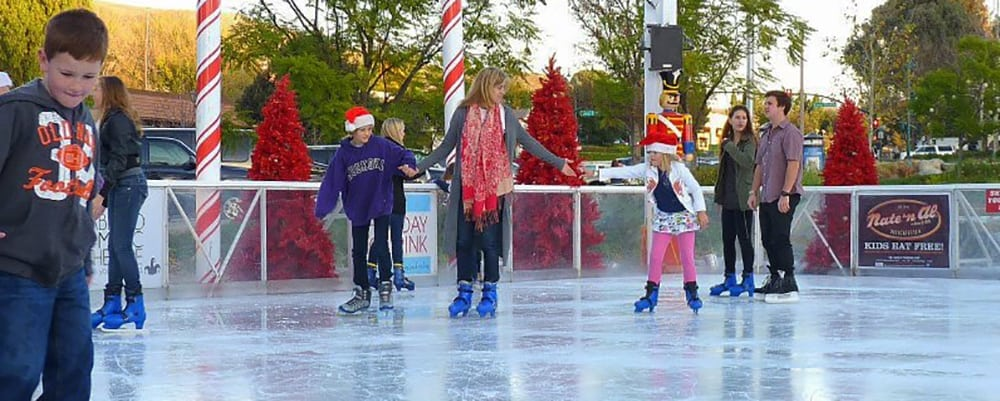 Thousand Oaks Holiday Ice Rink
