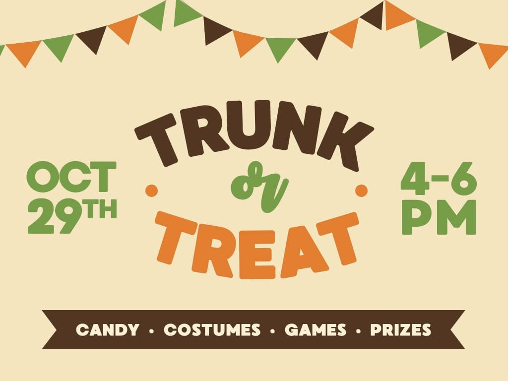 CityReach Los Angeles' Trunk or Treat
