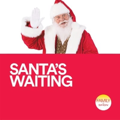 Santa Photo Experience at The Shops at Montebello