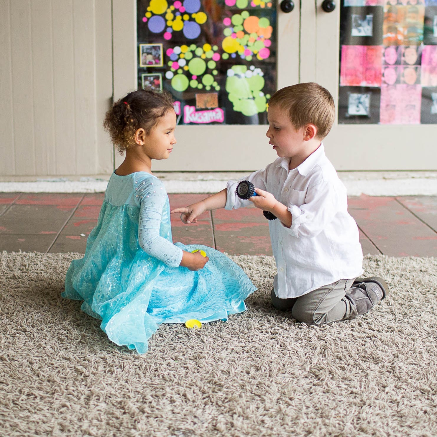 race talk with kids