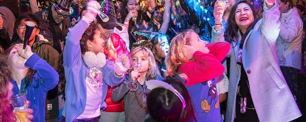 L.A. Zoo's Family New Year's Eve