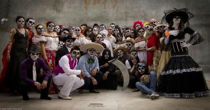 Canoga Park's Día de los Muertos Festival