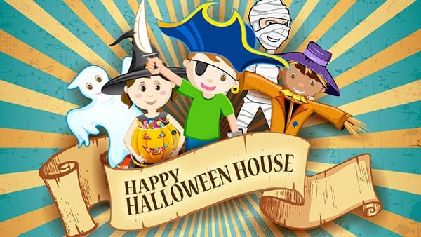 The Happy Halloween House: A Not-So-Scary, Oh-So-Happy Halloween Show!