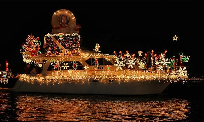 56th Huntington Harbour Boat Parade