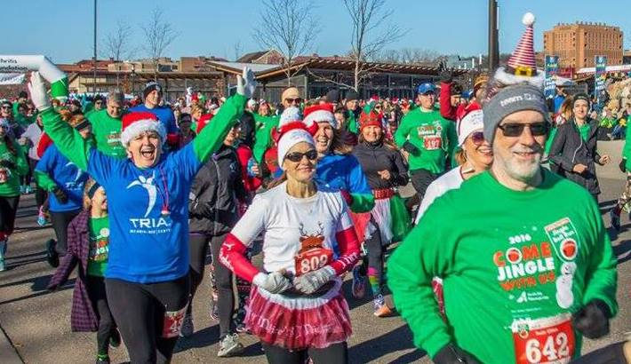 Jingle Bell Run Agoura Hills