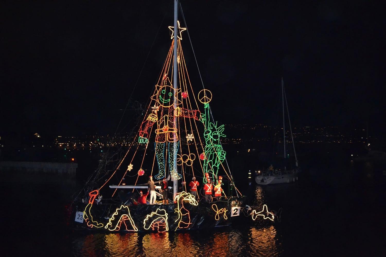 King Harbor Holiday Boat Parade
