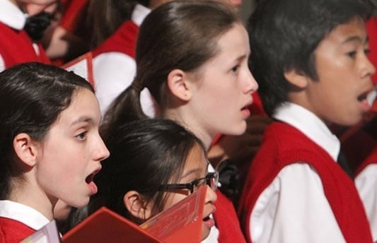 Los Angeles Children's Chorus Holiday Concert